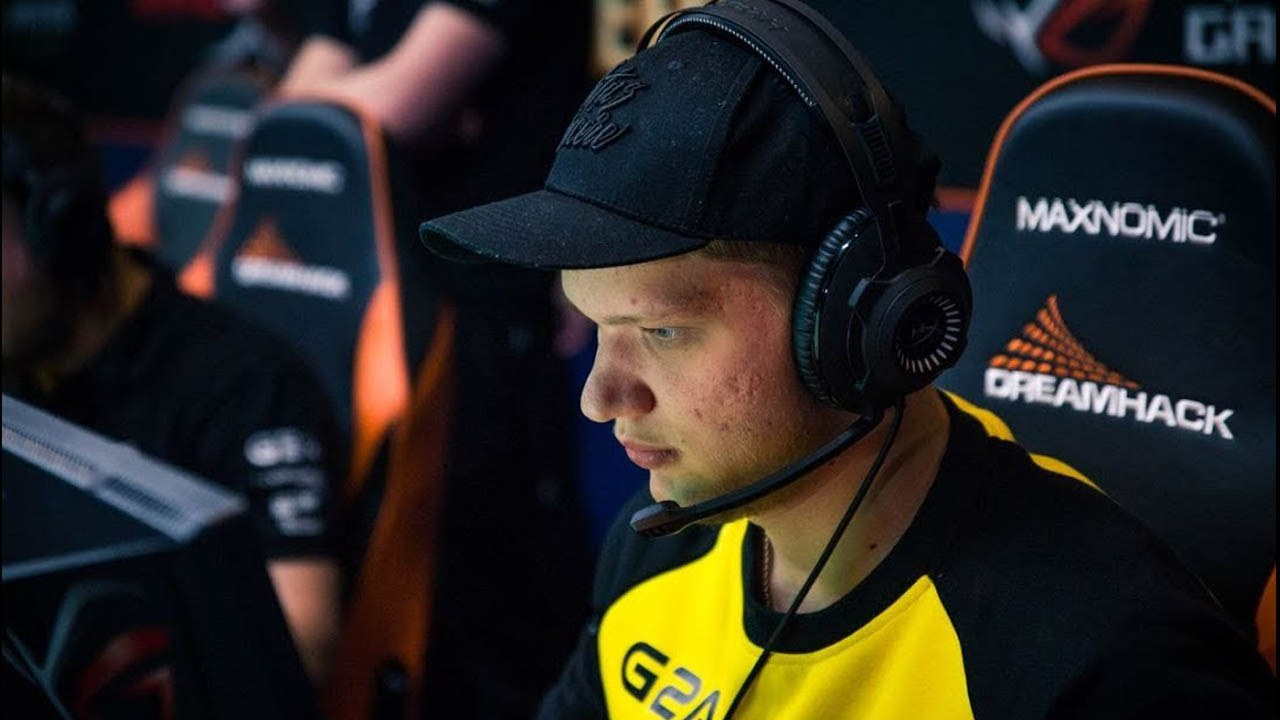 CS:GO pro s1mple got Twitch ban for using a homophobic joke